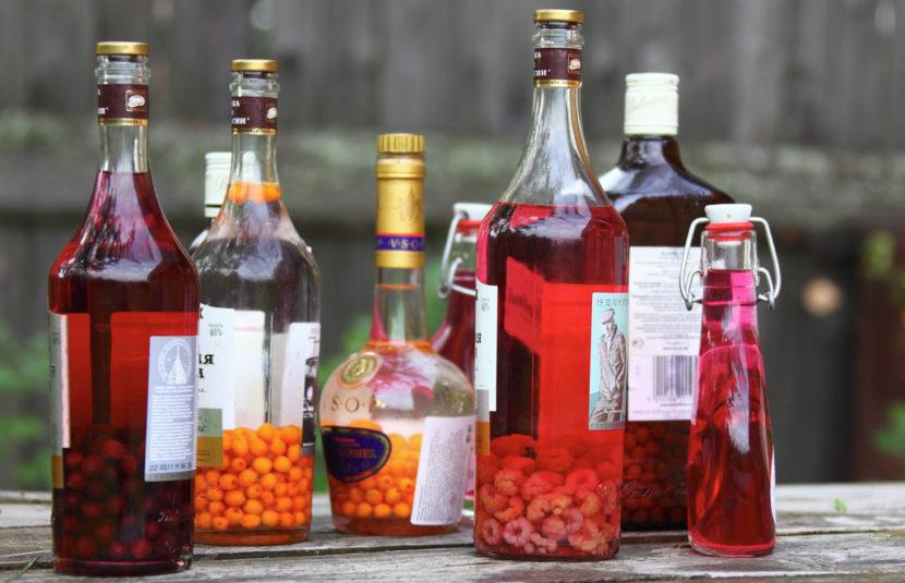 Вино из варенья быстрого приготовления