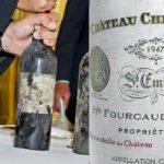 Бутылка старого вина