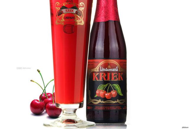 Вишневое пиво Kriek