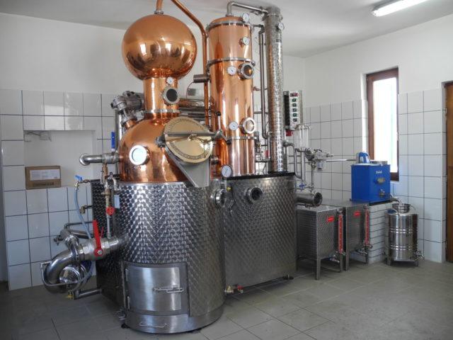 Установка для перемешивания пива